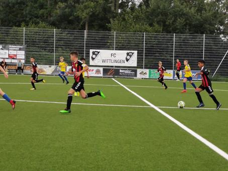 D1 startet mit Sieg in die Bezirksliga