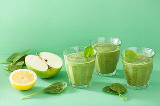 Sağlıklı Yeşil Smoothies