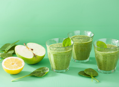 Citrusy-Greens Smoothie