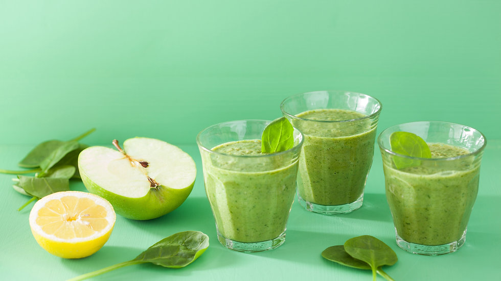 The 7 Days Green Smoothie Reset Challenge