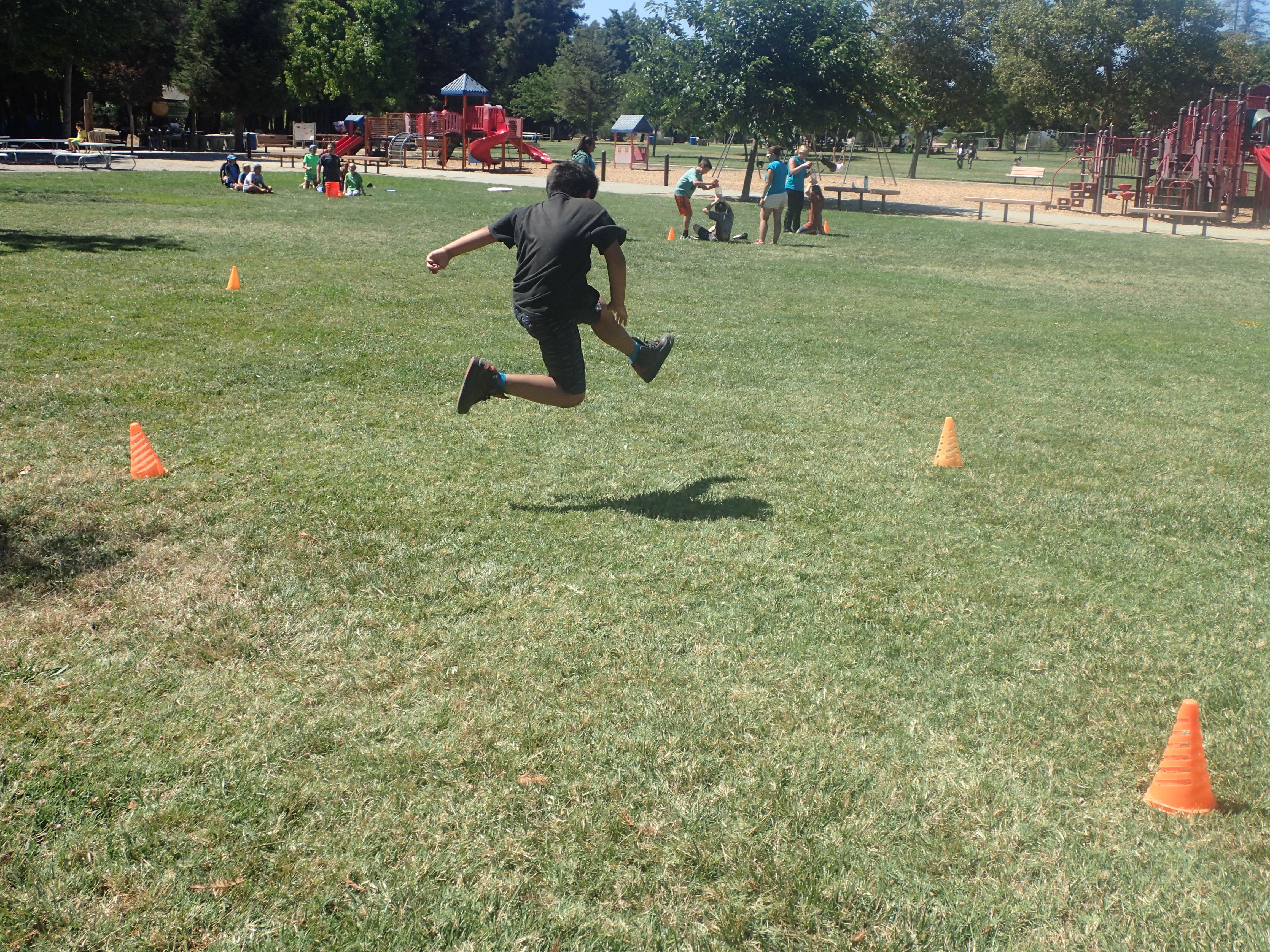 Olympic Long Jump