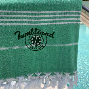 Tumbleweed Turkish Towel