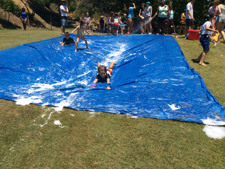 4 water games to help stay cool this week