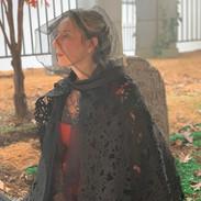 Anna Maria Cianciulli as Queen Gertrude of Denmark