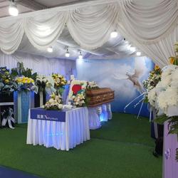Nirvana Singapore christian Funeral death 殡葬 丧礼 基督教