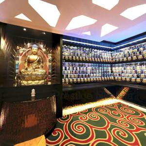 Nirvana Pedestals Premium Suite