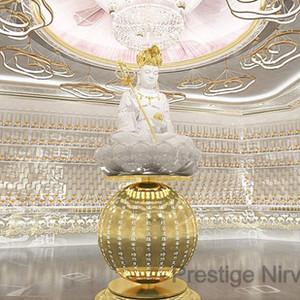 Nirvana Pedestals Suite 86