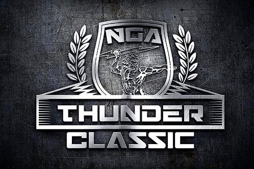 JULY 31, 2021-Thunder Classic-Registration- 1st Division