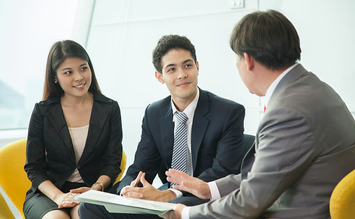 recruiter for real estate executives