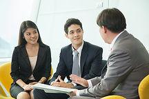 英語ビジネスミーティング