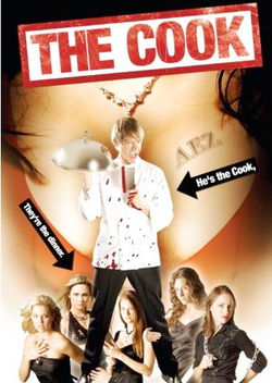 the cook movie poster