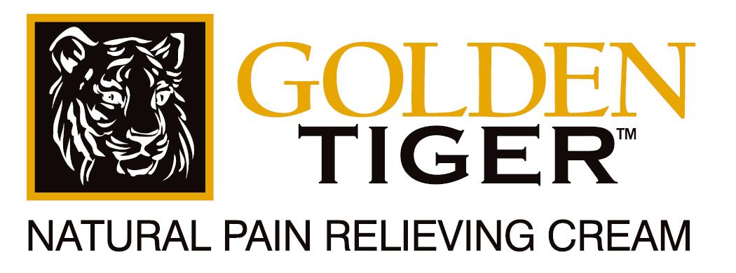 GoldenTiger Logo Horizontal