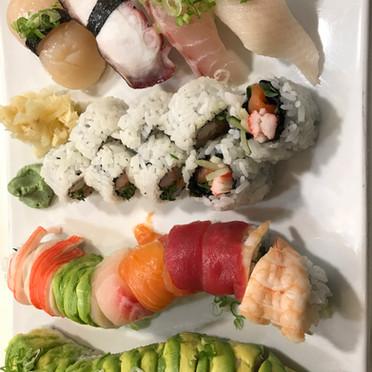 Rolls & Sushi