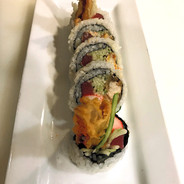 Spicy Spiderman Roll