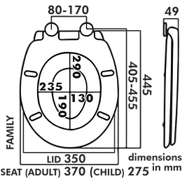 EA2008 983107 Lindoni Dimensions Family.