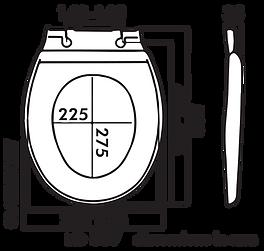 EA2008 983084 Lindoni Dimensions Claremo
