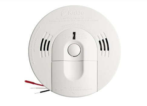 Combined Smoke & Carbon Monoxide Alarm 2 in 1