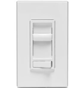 Slide Dimmer with Preset Switch - 2-in-1 pack