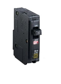 Square D QO130 30A 1 Pole 120/240V Circuit Breaker