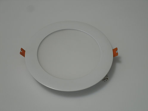 "LED Slim Panel - 6"" - 5000K - White (Round)"