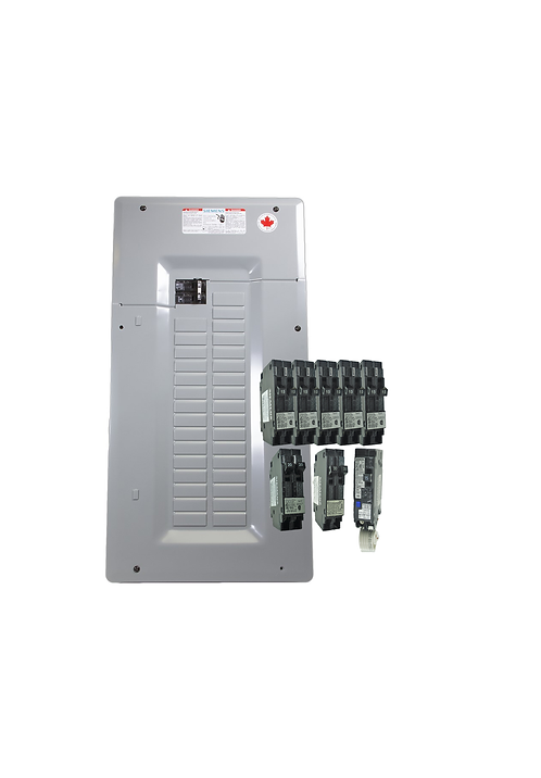 Siemens 100A Panel Package-3 - 15 Poles