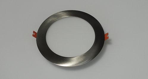 "LED Slim Panel - 4"" - 3000K - Satin (Round)"