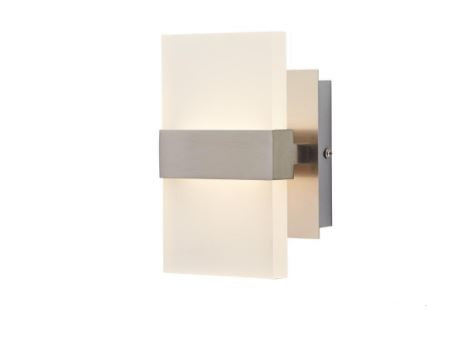 LED 2-Light Wall Sconce