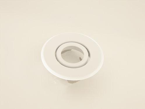 """3.5"""" White Trim - MR16"""