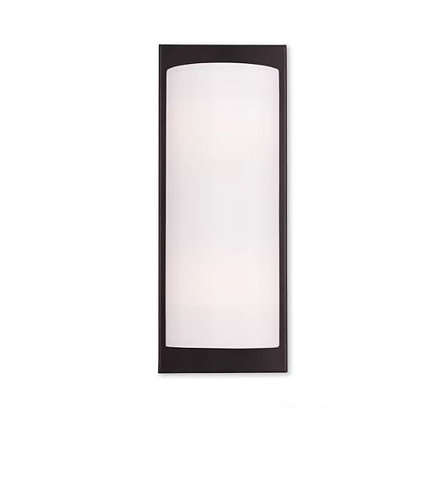 LED 2 Lamp Wall Light
