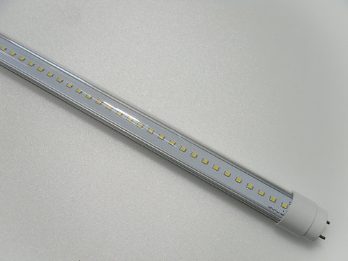 LEDT8 - 4FT - 5000K - 18W -  Bypass One Side
