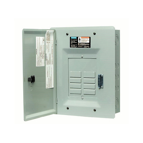 Siemens EQL8100D 8/16 Circuit 100A 120/240V 1-Phase Loadcentre