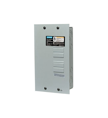 Siemens EQL4100 4/8 Circuit 100A 120/240V 1-Phase Loadcentre