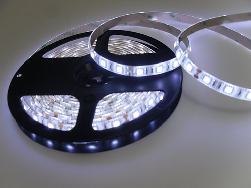 LED Flexible Striplight - 5m - CW - 12V