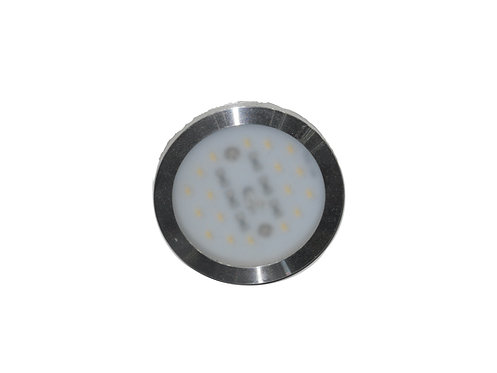 LED Surface Mount Puck Lights - Pack of 3
