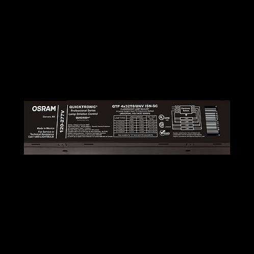 OSRAM - 4 Lamp Instant T8 Electronic Ballast