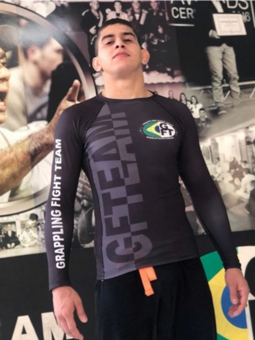 Rash Guard GFTEAM - Adulto