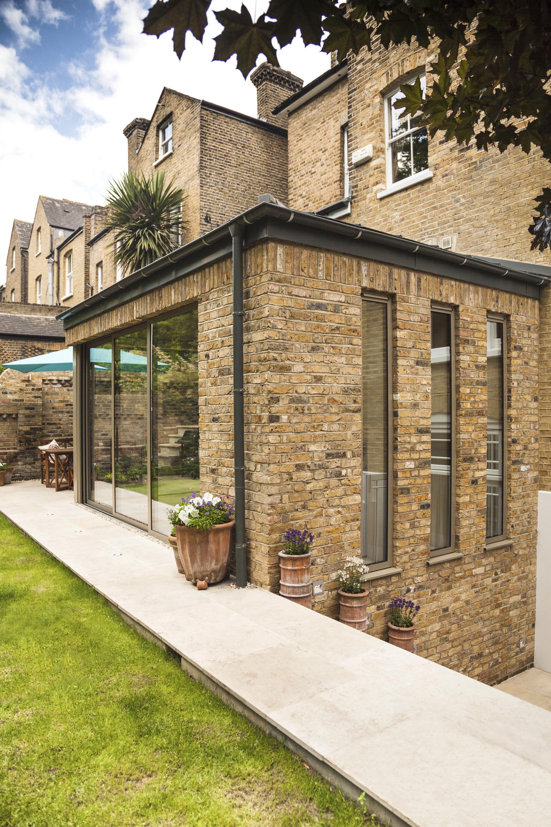 Basement & Rear Extension Clapham