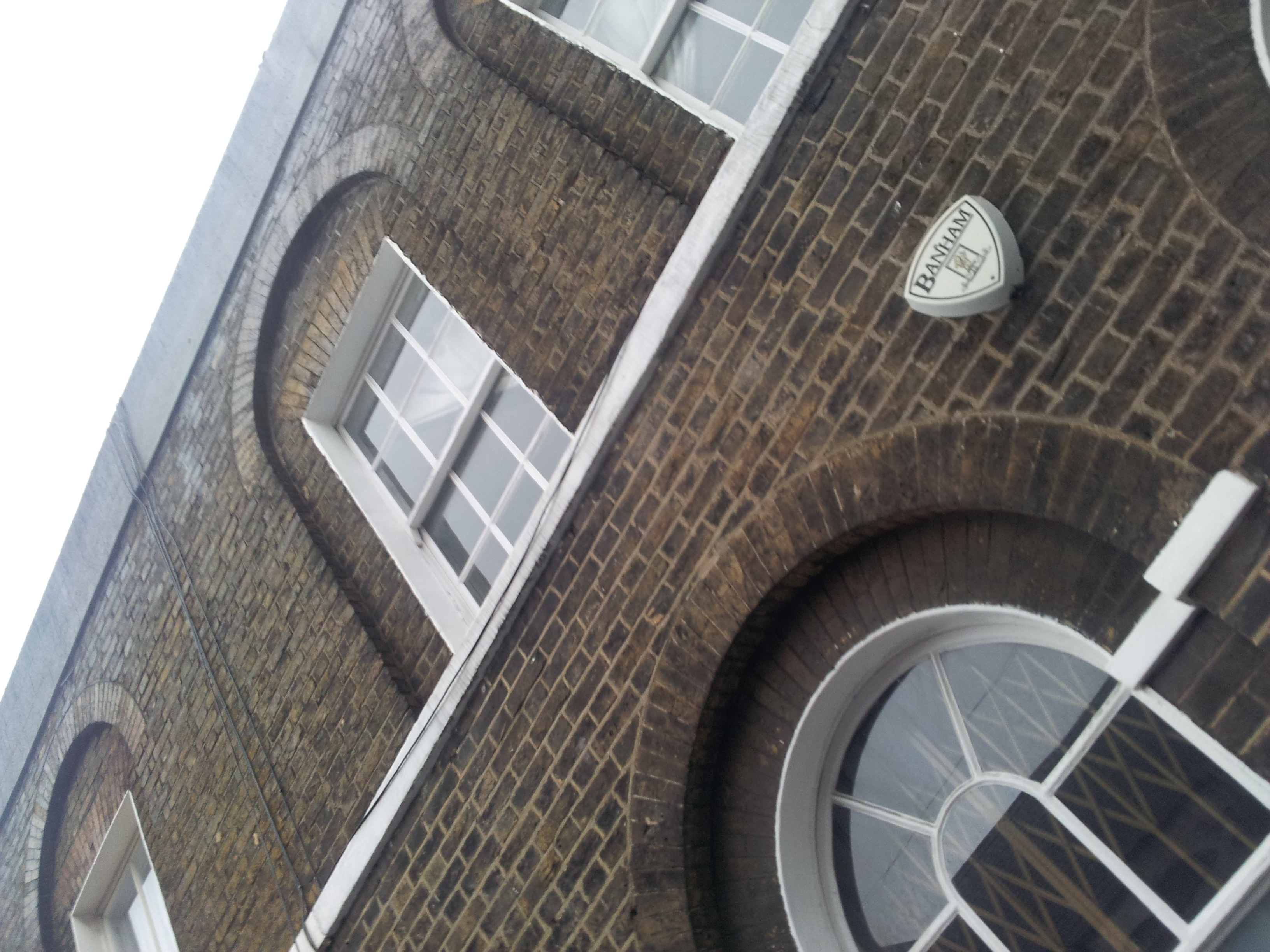 Listed Building, Clapham