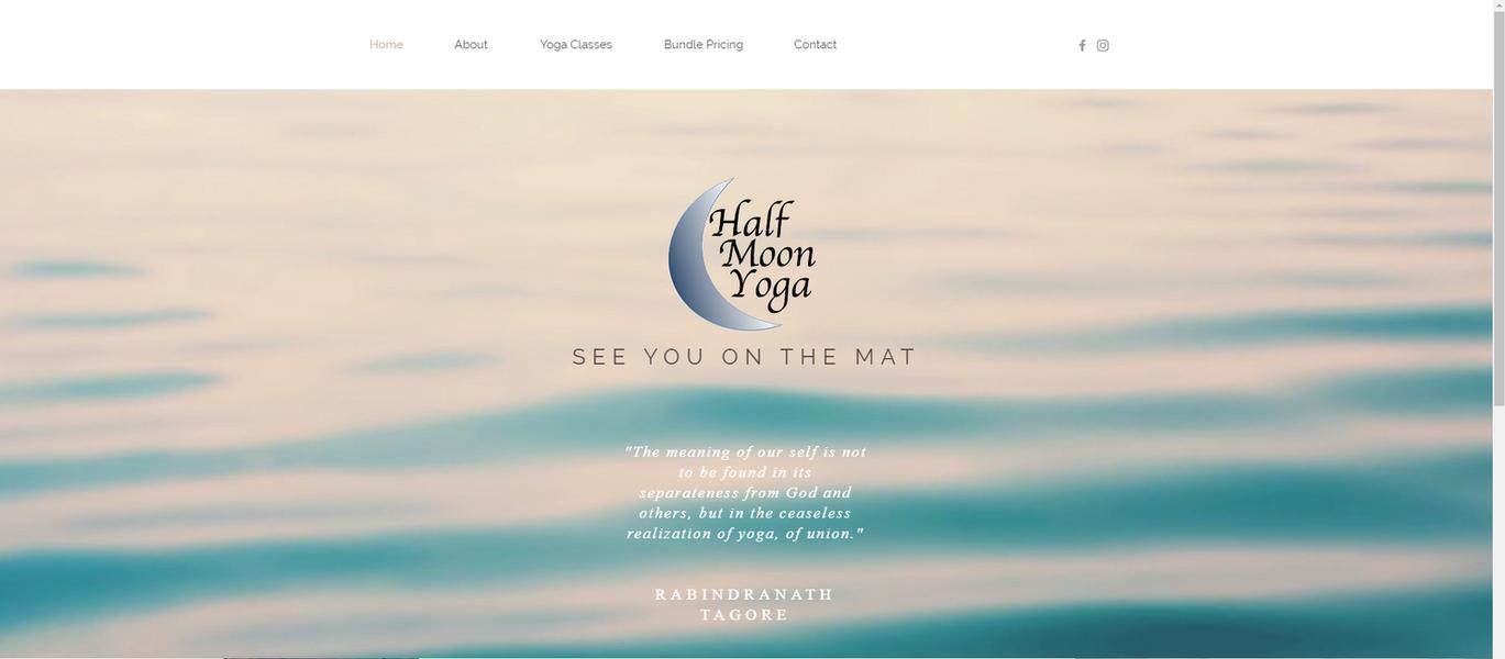Half Moon Yoga, LLC.