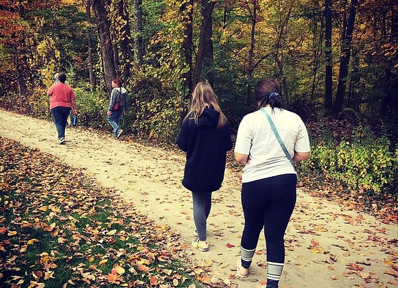 Columbus Area Nature Therapy Group - In Person Walk