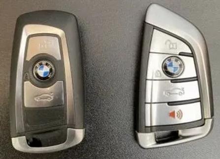BMW F SERIES NEW KEY PROGRAMMING SERVICE