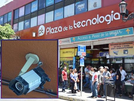 Aumenta venta de cámaras de seguridad