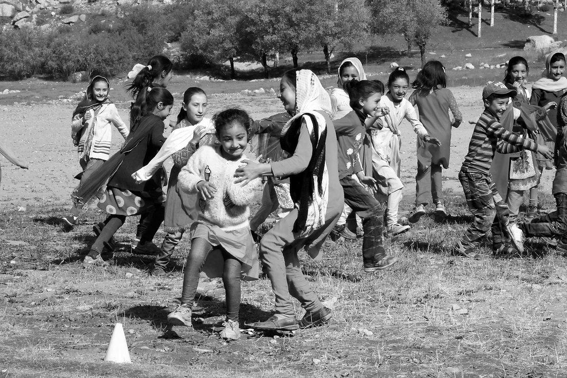 Chitral Women Football Team.jpg