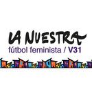 La Nuestra Futbol Feminista Logo.png