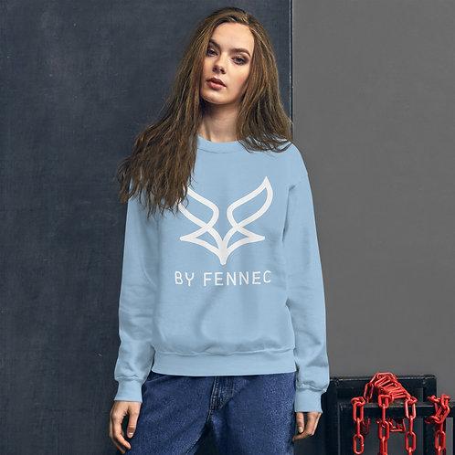 Sweat-shirt Bleu Femme BY FENNEC