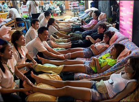 Le Massage Thaï traditionnel en Thaïlande