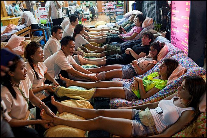 Massage Thaïlandais Bangkok