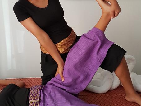 Le massage Thaï inscrit au patrimoine de l'Unesco