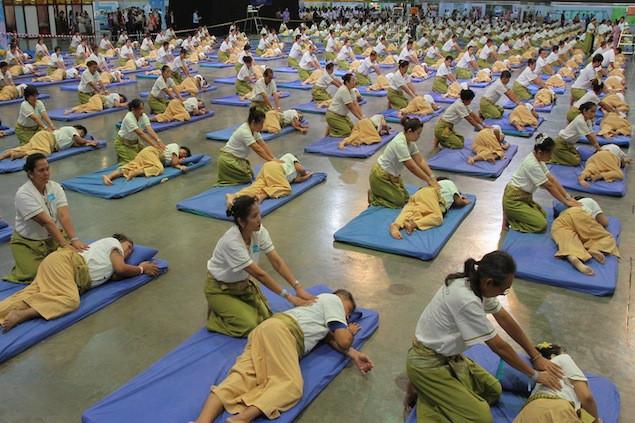 Ecole massage Thaïlande