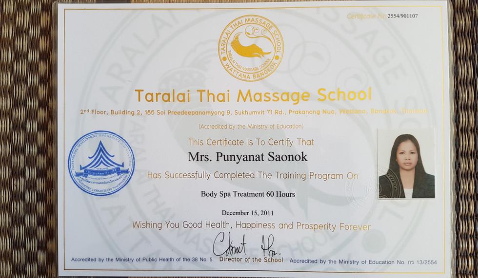 diploma Taralai body spa treatment.jpg